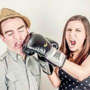 Cómo romper con tu pareja  ¡ y hacerlo mal!
