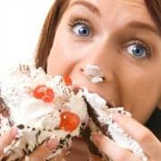 Cuando intentas hacer dieta:¡Pero no puedes!