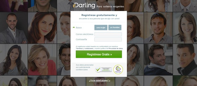 edarling login