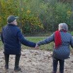 Su amor estuvo intacto tras 60 años sin verse