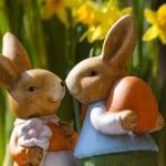 Origen del conejo de pascuas