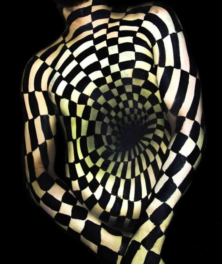 Bodypain-Natalie-Fletcher-ilusiones-opticas-2