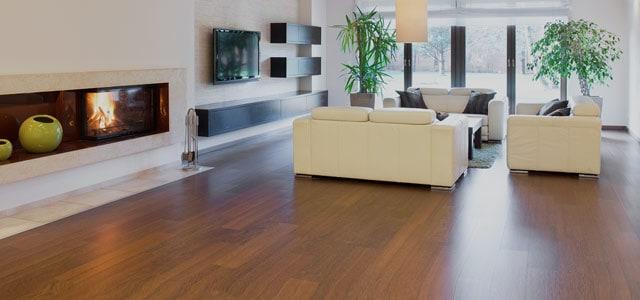 ¿Con qué están hechos los pisos de linóleo?